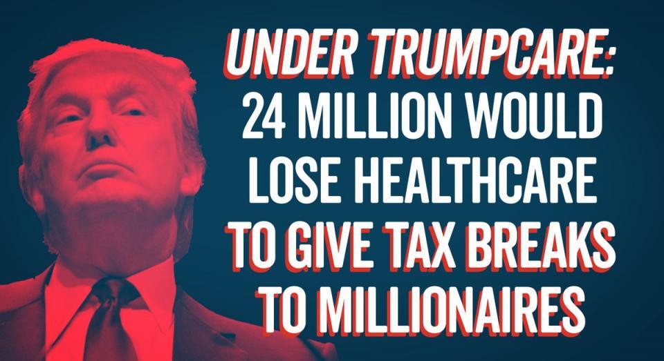 Trump Don't Care